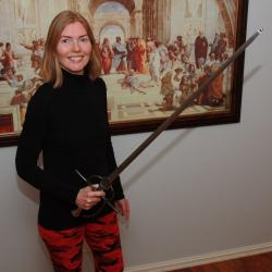 Marianne Torpen, PR ansvarlig